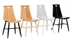 1960-sarjan tuolin värit